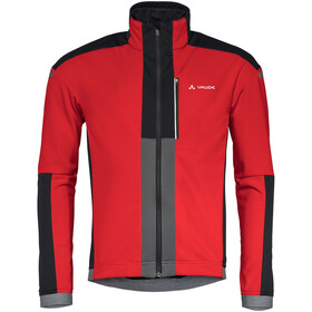 VAUDE Cereda Softshell Jacket Men, mars red